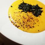 Zupa z ciecierzycy i rzepy